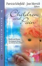 Children and Pain