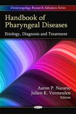 Handbook of Pharyngeal Diseases