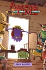 Adventure Time Original Graphic Novel Vol. 9 The Brain Robbers