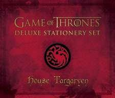 House Targaryen Deluxe Stationery Set