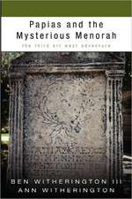 Papias and the Mysterious Menorah:  The Third Art West Adventure
