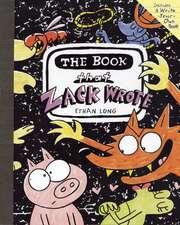 The Book That Zack Wrote!:  A Smudge Book