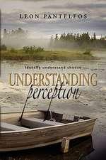 Understanding Perception:  Identify, Understand, Choose