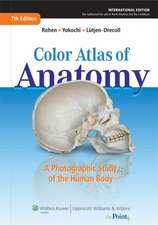 Rohen, J: Color Atlas of Anatomy