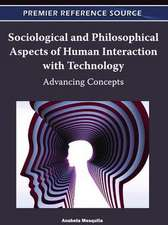 Sociological and Philosophical Aspects of Human Interaction with Technology