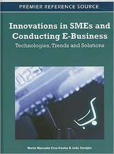 Innovations in SMEs and Conducting E-Business