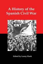 A History of the Spanish Civil War