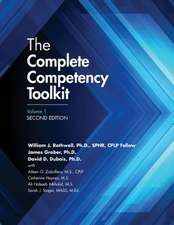 The Complete Competency Toolkit, Volume 1:  Reproducible Exercises
