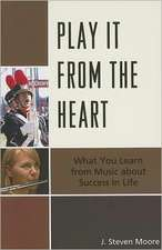 Play It from the Heart