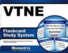 Vtne Flashcard Study System:  Vtne Test Practice Questions and Review for the Veterinary Technician National Exam