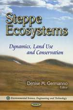 Steppe Ecosystems
