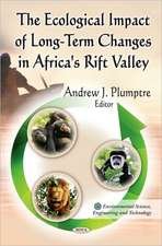 Ecological Impact of Long-Term Changes in Africa's Rift Valley