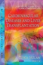 Cardiovascular Diseases & Liver Transplantation