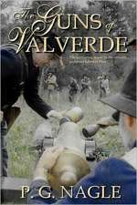 The Guns of Valverde:  Far Western Civil War
