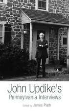JOHN UPDIKES PENNSYLVANIA INTEPB