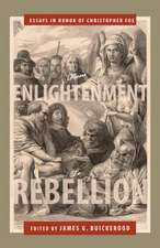 FROM ENLIGHTENMENT TO REBELLIOCB