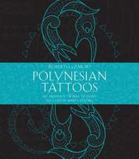 Polynesian Tattoos: 40 Modern Tribal Designs