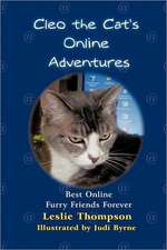 Cleo the Cat's Online Adventures