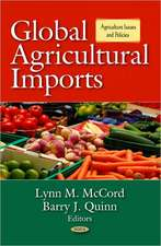 Global Agricultural Imports