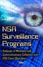 NSA Surveillance Programs