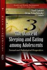 Dance of Sleeping & Eating Among Adolescents