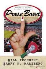 Prose Bowl:  Nameless Detective