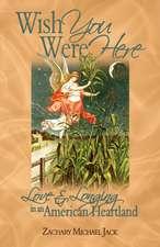 Wish You Were Here: Love & Longing in an American Heartland