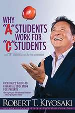 WHY A STUDENTS WORK FOR C STUDENTS & WHY
