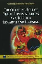 The Changing Role of Visual Representations as a Tool for Research & Learning