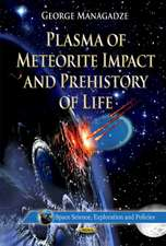 Plasma of Meteorite Impact & Prehistory of Life