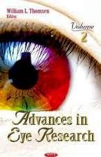 Advances in Eye Research Volume 2.