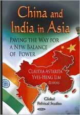 China & India in Asia