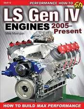 LS Gen IV Engines 2005 - Present