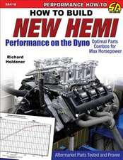 How to Build New Hemi Performance on the Dyno