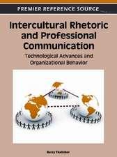 Intercultural Rhetoric and Professional Communication