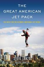Great American Jet Pack