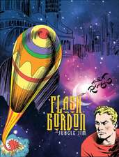 Definitive Flash Gordon and Jungle Jim Volume 1:  Forgotten Realms Classics, Volume 2