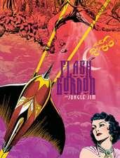 Definitive Flash Gordon and Jungle Jim Volume 2:  Shadowplague Tp