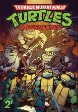 Teenage Mutant Ninja Turtles Adventures Volume 2:  The Newspaper Strip Volume 1