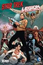 Star Trek:  Legion of Super-Heroes