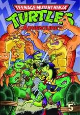 Teenage Mutant Ninja Turtles Adventures, Volume 5:  The Big Book