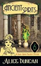 Ancient Spirits (a Daisy Gumm Majesty Mystery, Book 6):  The Jewish Engineer Behind Hitler's Volkswagen