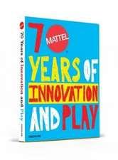 Mattel 70 Years