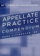 The Appellate Practice Compendium