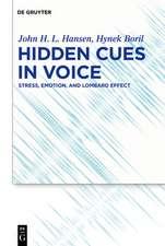 Hidden Cues in Voice