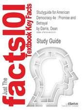 Studyguide for American Democracy 4e