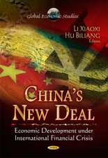 China's New Deal