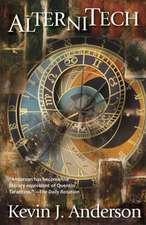 Alternitech:  Timeweb Trilogy Omnibus
