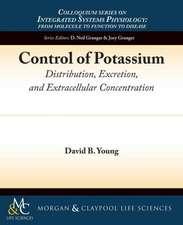 Control of Potassium