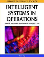 Intelligent Systems in Operations